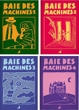 Baie Des Machines By Cléry Dubourg
